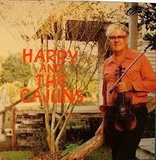 "Harry And The Cajuns ""Harry And The Cajuns"" *SEALED* 1988"