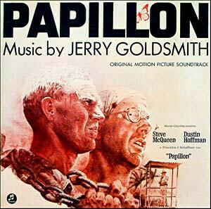 "Jerry Goldsmith ""Papillon (OST)"" VG+ 1973"