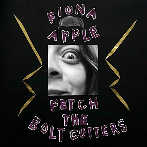 """Fiona Apple """"Fetch The Bolt Cutters"""" Ltd. Ed. Opaque Pearl"""