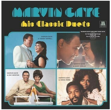 """Marvin Gaye """"His Classic Duets"""""""