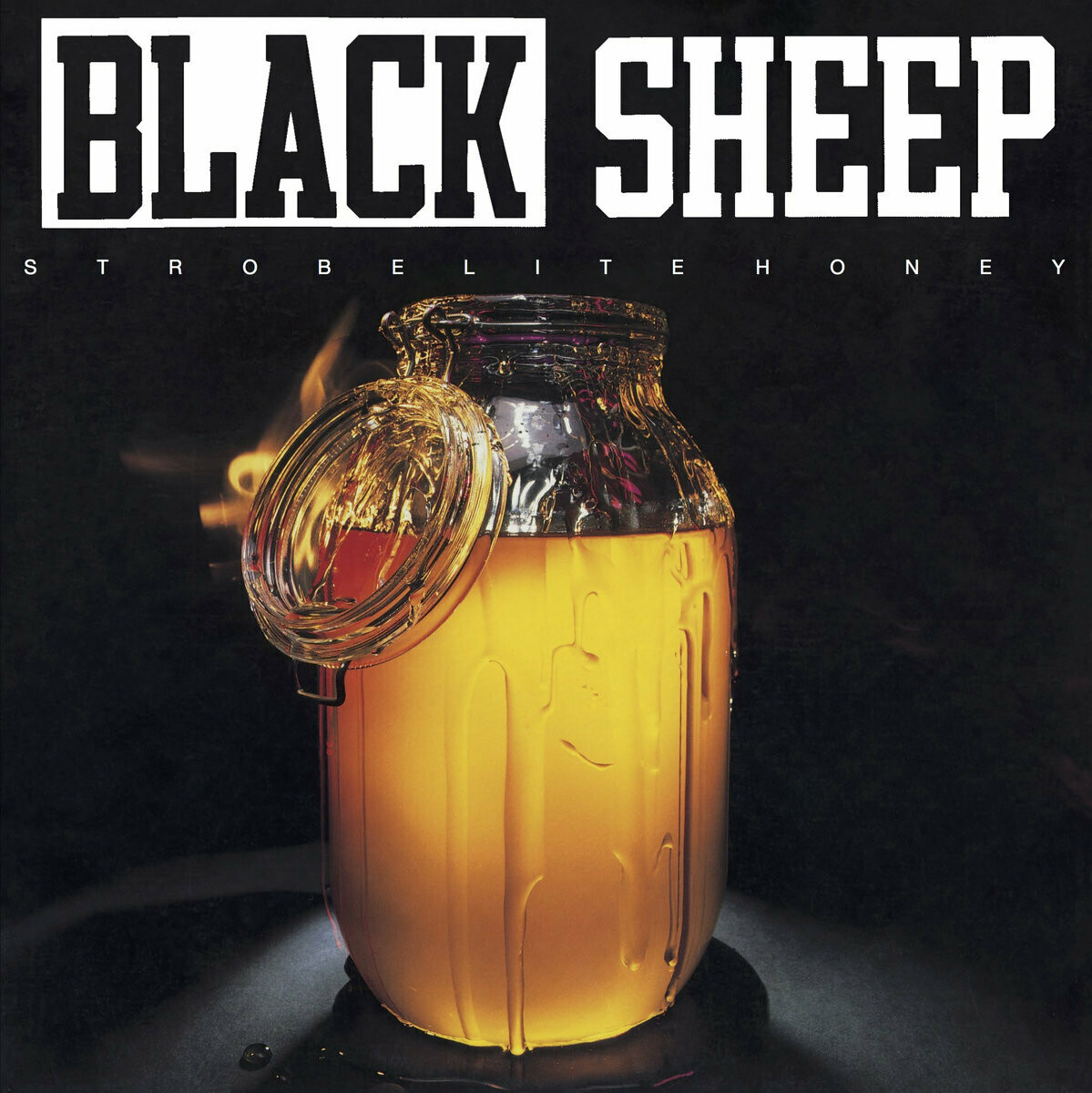 "Black Sheep ""Strobelite Honey"" *45* 2020"