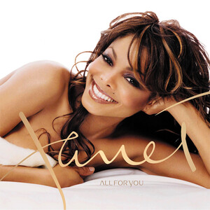 """Janet Jackson """"All For You"""" *CD* 2001"""