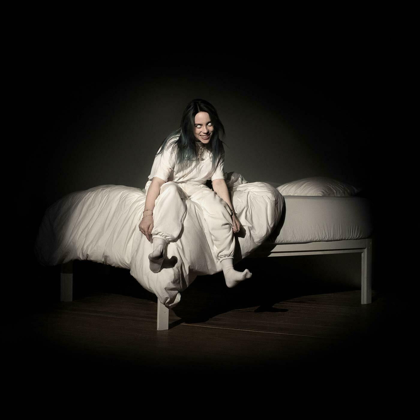 """Billie Eilish """"When We All Fall Asleep, Where Do We Go?"""""""