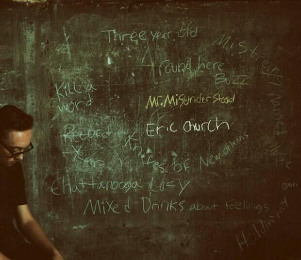 "Eric Church ""Mr. Misunderstood"""