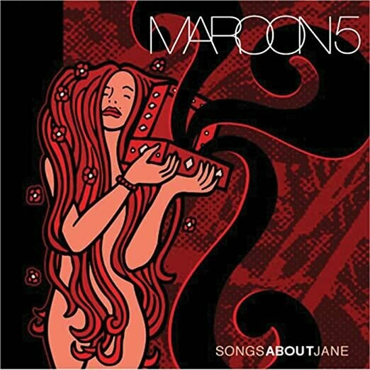 """Maroon 5 """"Songs About Jane"""" *CD* 2003"""