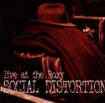 "Social Distortion ""Live At The Roxy"" *CD* 1998"