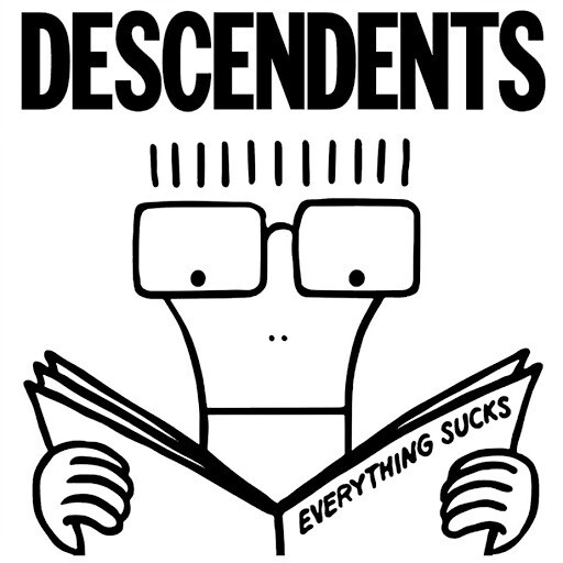 "Descendents ""Everything Sucks"" NM 1996/re.2016"