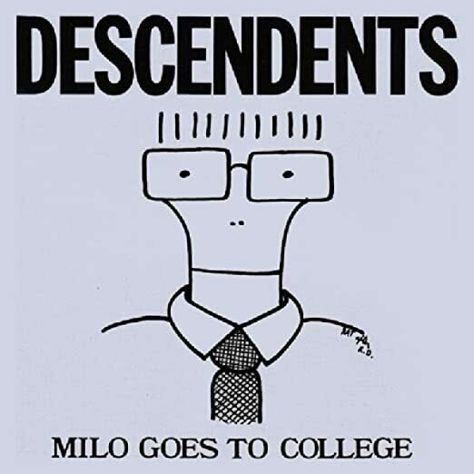 "Descendents ""Milo Goes To College"" NM- 1982/re.2016"