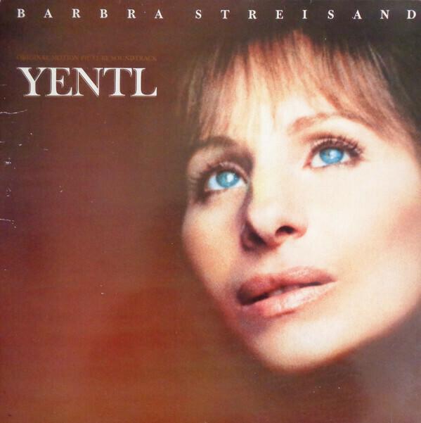 """Barbra Streisand """"Yentl (OST)"""" NM 1983"""