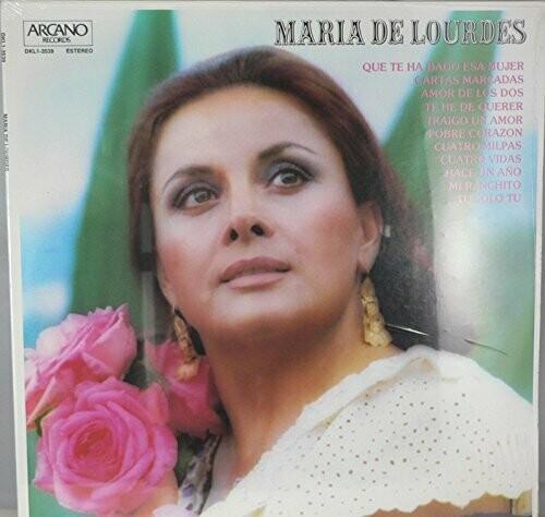 "{DSCGS} Maria De Lourdes ""En Mi Ranchito"" VG+ 1980"