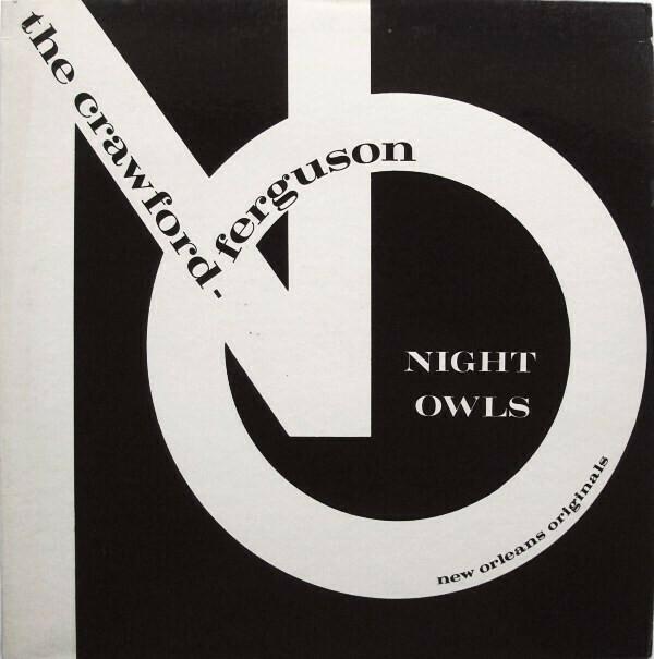 "Crawford-Ferguson ""Night Owls"" VG+ 1965 *MONO*"