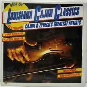 "Various ""Best Of Louisiana Cajun Classics"" EX+ 1988"