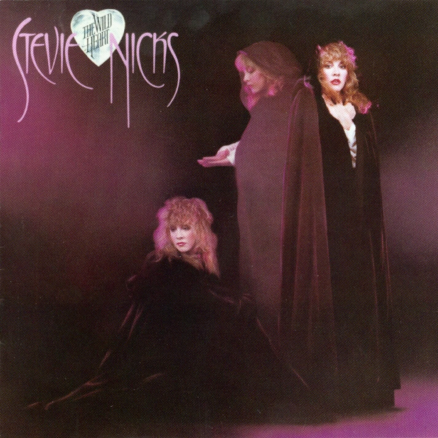 "Stevie Nicks ""The Wild Heart"" *CD* 1983"