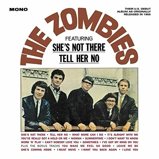 "The Zombies ""The Zombies"""