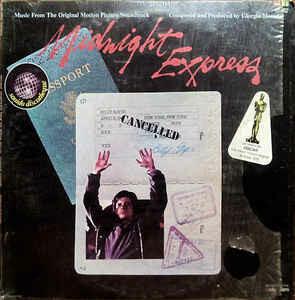 """Giorgio Moroder """"Midnight Express (OST)"""" EX+ 1978"""