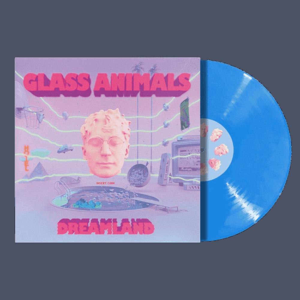 "Glass Animals ""Dreamland"" *blue vinyl*"