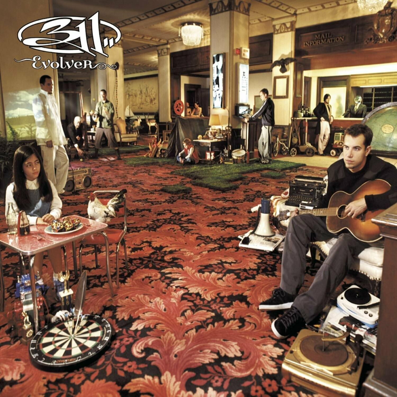 "311 ""Evolver"" *CD* 2003"