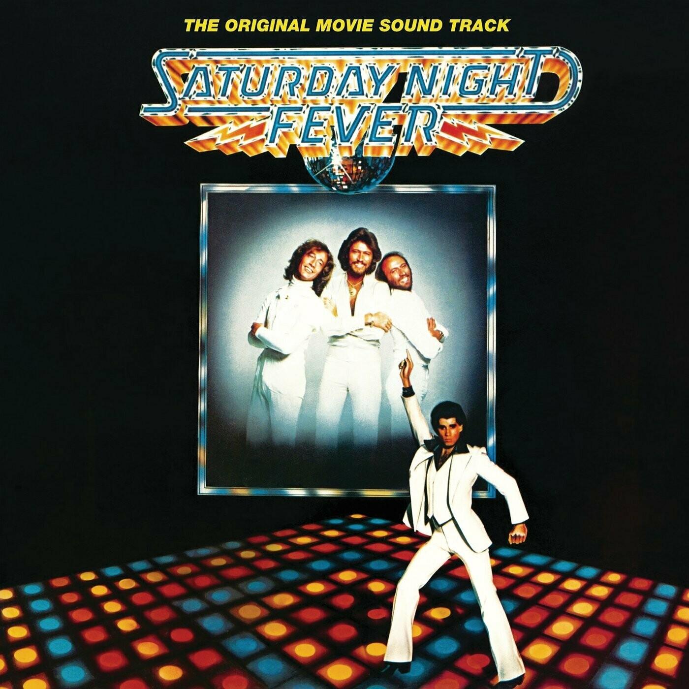 """Various """"Saturday Night Fever"""" NM- 1977 {2xLPs!}"""