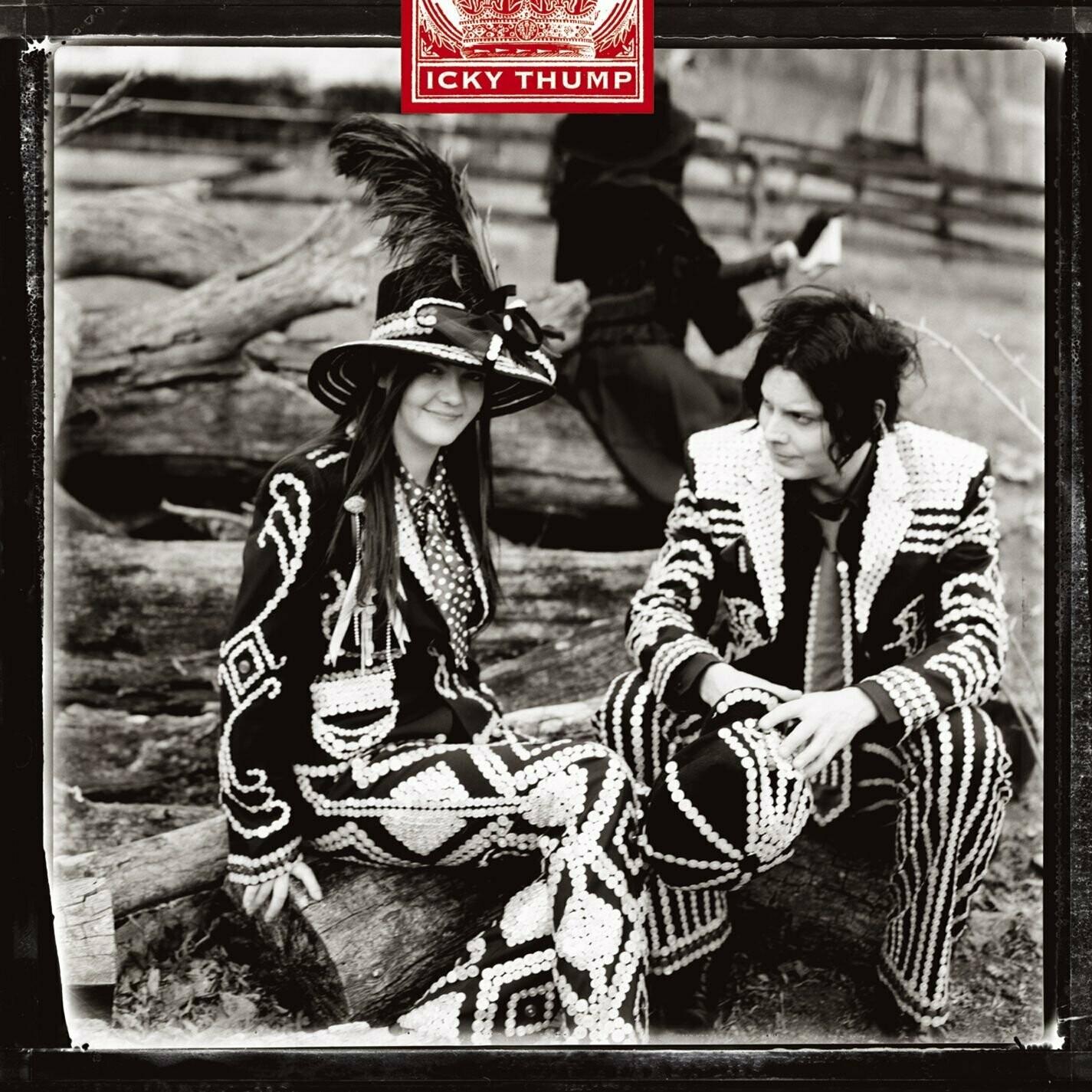 "The White Stripes ""Icky Thump"" *CD* 2007"