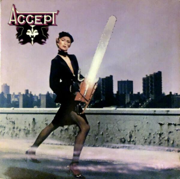 "Accept ""Accept"" EX+ 1979/re.1984"