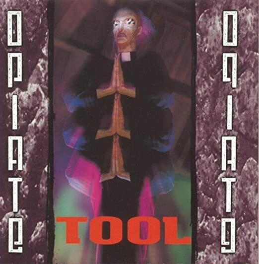 """Tool """"Opiate"""" *CD* 1992"""