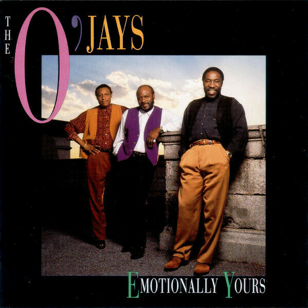 "The O'Jays ""Emotionally Yours"" *SEALED* 1991"