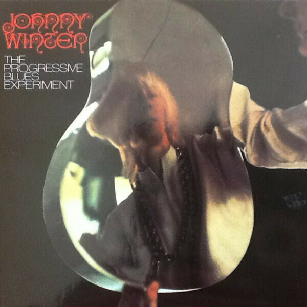 """Johnny Winter """"The Progressive Blues Experiment"""" EX+ 1969"""