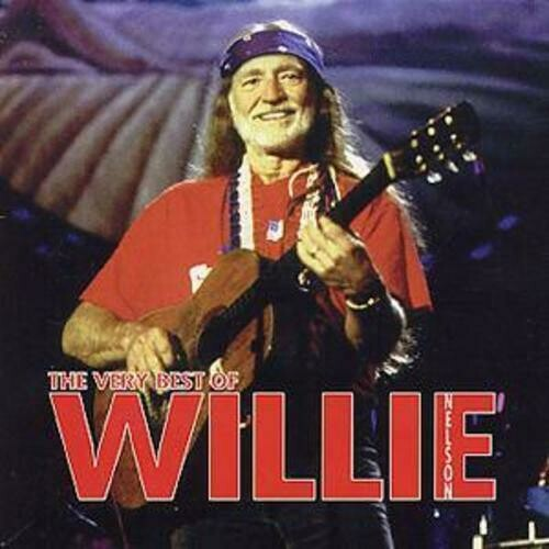 "Willie Nelson ""The Very Best Of Willie"" *CD* 1988 {2xCDs!}"