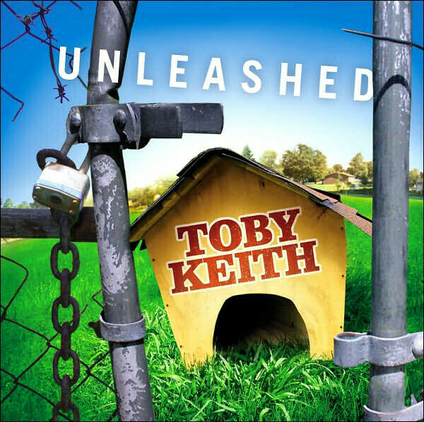 """Toby Keith """"Unleashed"""" *CD* 2002"""