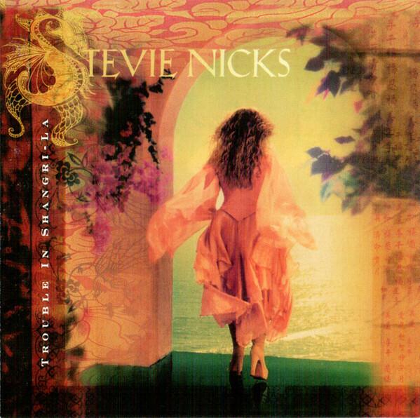"""Stevie Nicks """"Trouble In Shangri-La"""" *CD* 2001"""