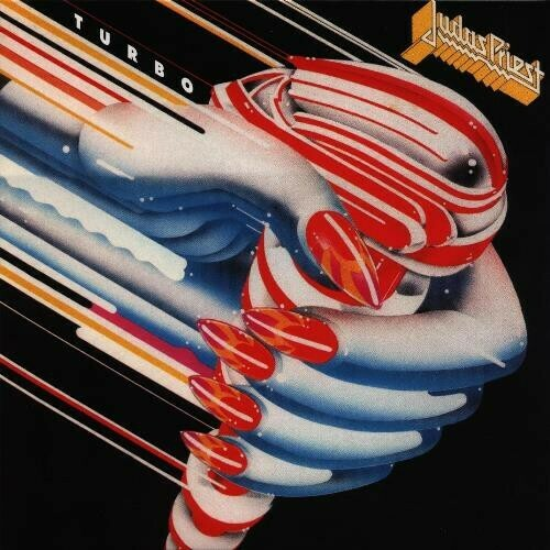 "Judas Priest ""Turbo"" NM 1986"