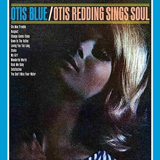 "Otis Redding ""Otis Blue/Otis Redding Sings Soul"" (G) 1965 *MONO*"