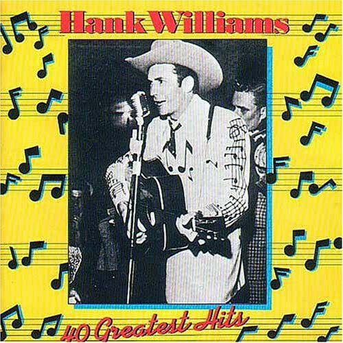 "Hank Williams ""The Best Of: The Millenium Collection"" *CD* 1999"
