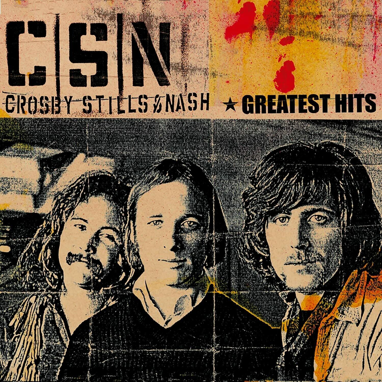 "Crosby, Stills & Nash ""Greatest Hits"" *CD* 2005"