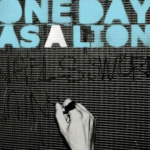 """One Day As A Lion """"One Day As A Lion"""" *CD* 2008"""