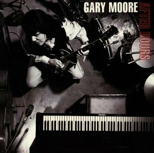 """Gary Moore """"After Hours"""" *CD* 1992"""