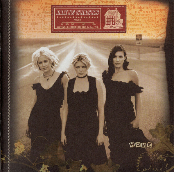 "Dixie Chicks ""Home"" *CD* 2002"