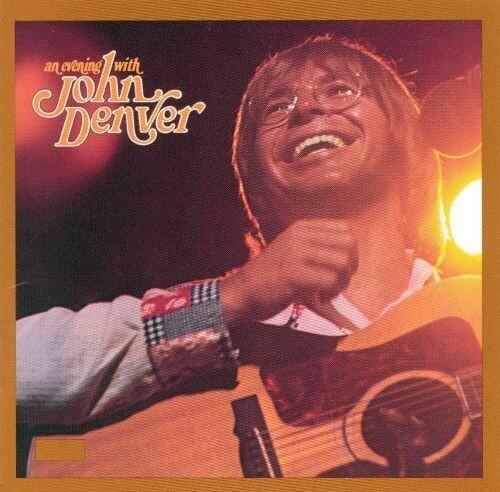 """John Denver """"An Evening With John Denver"""" *CD* 1975/re.2000"""