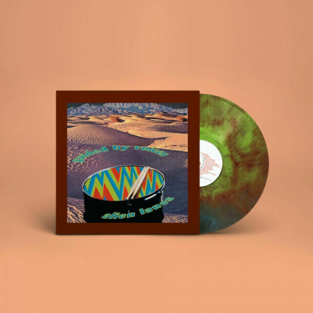 """Guided By Voices """"Alien Lanes"""" {25th Anniversary} *ltd. ed. multicolored vinyl!*"""