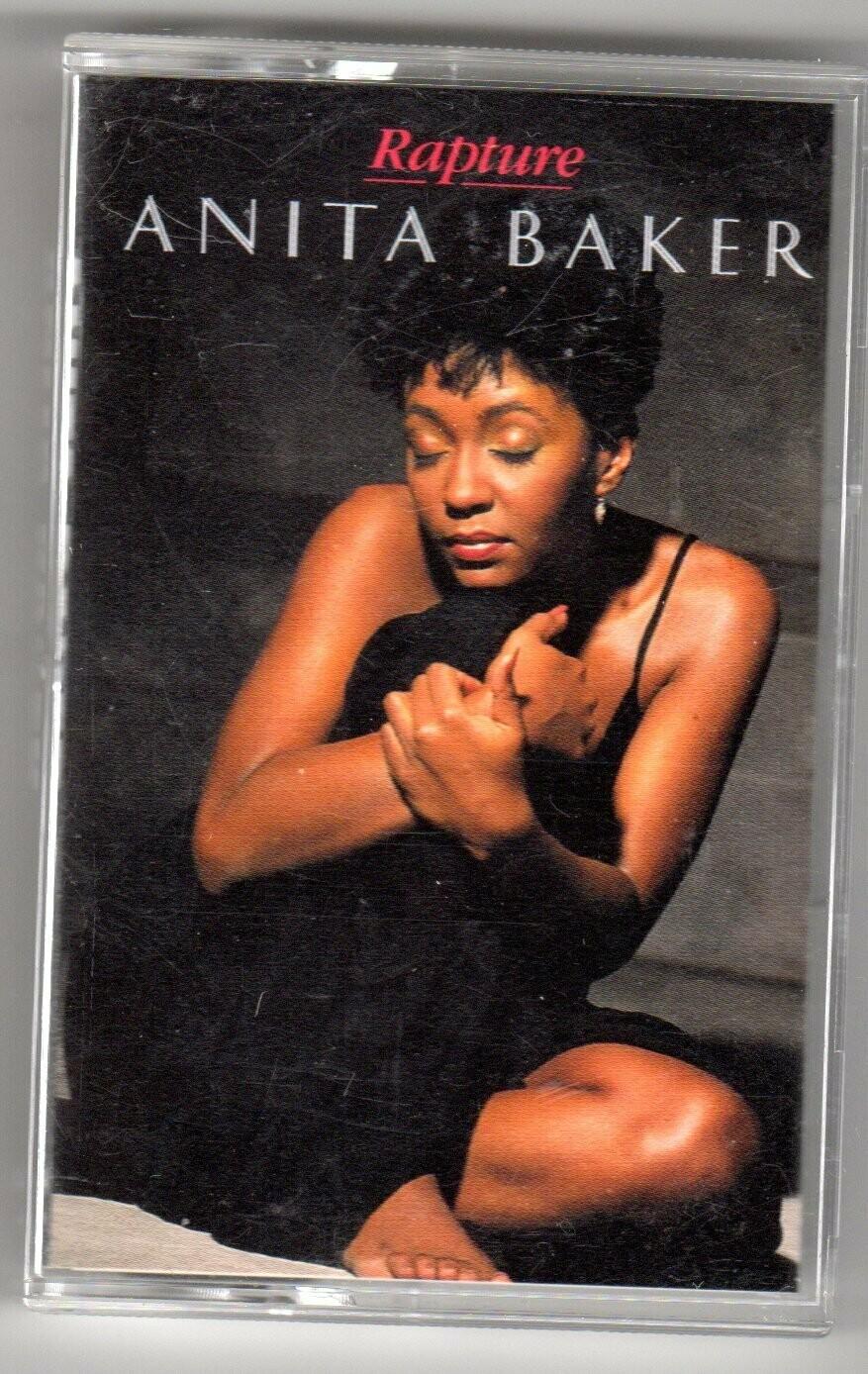 """Anita Baker """"Rapture"""" *TAPE* 1986"""