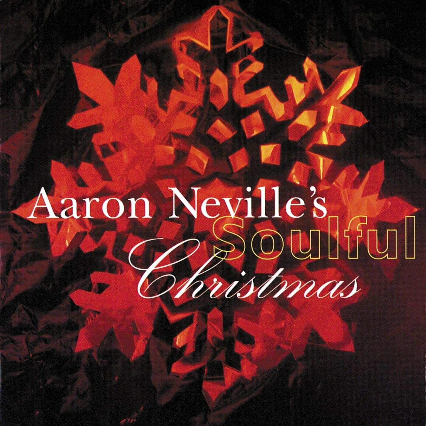 """Aaron Neville """"Aaron Neville's Soulful Christmas"""" *CD* 1993"""