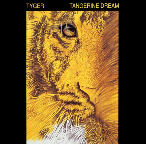 """{DSCGS} TANGERINE DREAM """"TYGER"""" *RSD 2020*"""