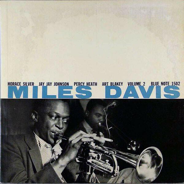 "Miles Davis ""Volume 2"" VG+ 1956/re.1985 *MONO* {DMM}"