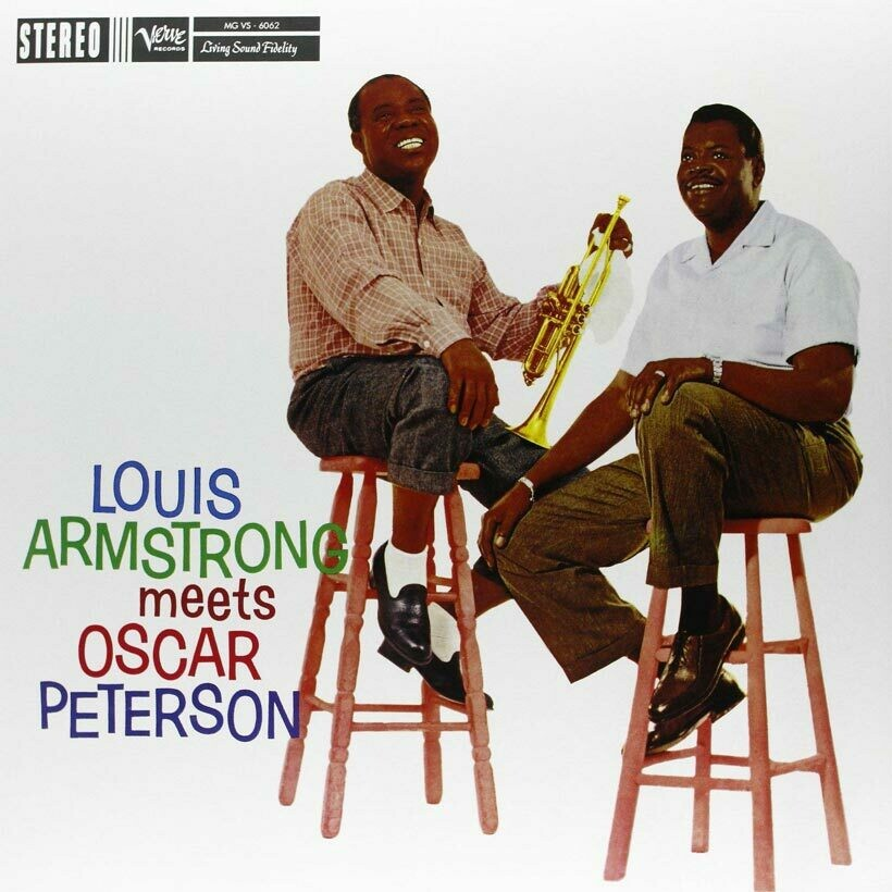 "Louis Armstrong & Oscar Peterson ""Louis Armstrong Meets Oscar Peterson"""