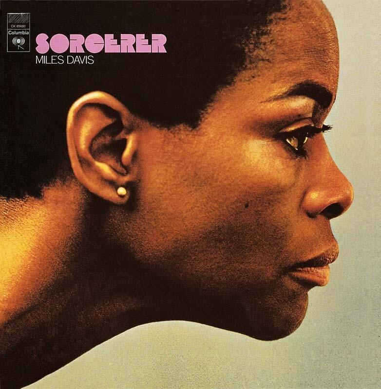 """Miles Davis """"Sorcerer"""" VG+ 1967/re."""