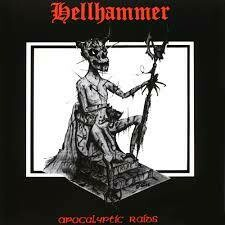 "Hellhammer ""Apocalyptic Raids"""