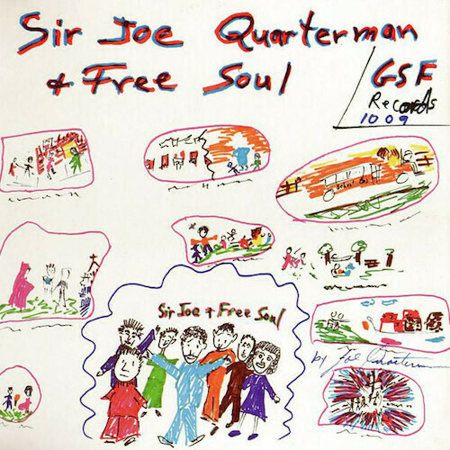 "Sir Joe Quarterman & Free Soul ""Sir Joe Quarterman & Free Soul"""