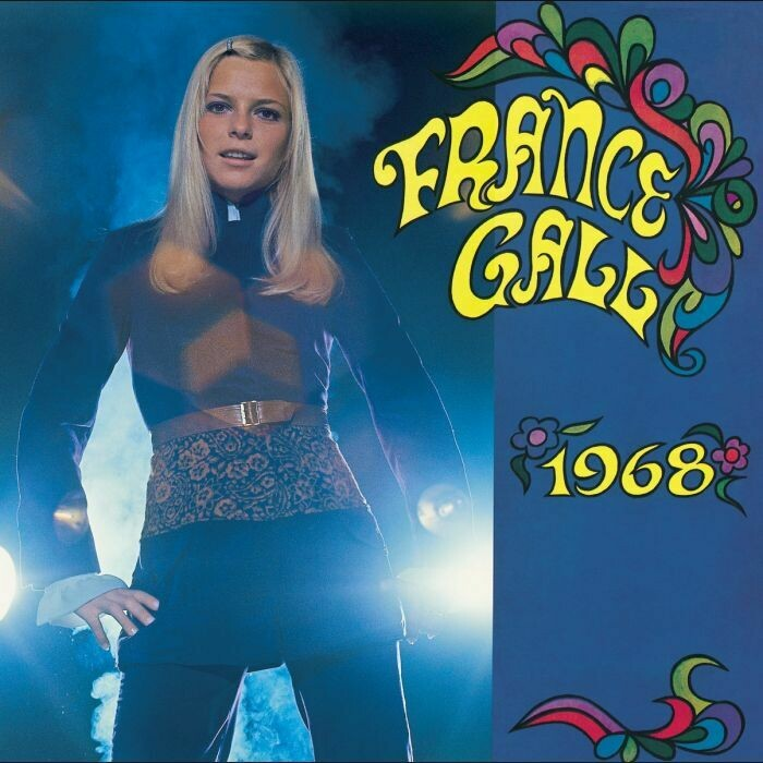 """France Gall """"1968"""""""
