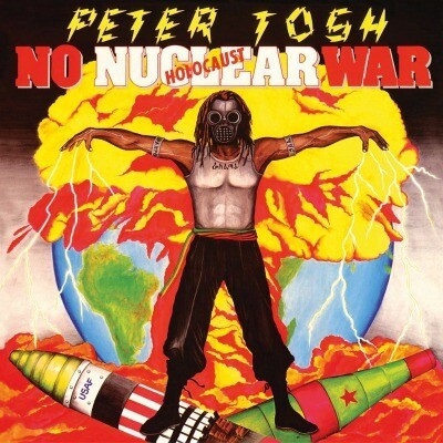 """Peter Tosh """"No Nuclear War"""" *TAPE* 1987"""