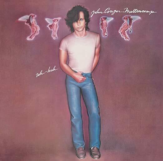 """John Cougar Mellencamp """"Uh-Huh"""" *CD* 1983"""